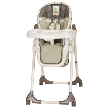 baby trend high chair instructions