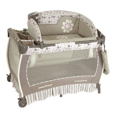 Babiesbondedforever Baby Trend Close N Cozy Nursery Center